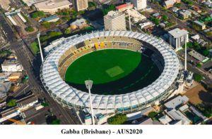ICC T20 World Cup 2020 Venue Country - AUS2020 Gabba (Brisbane)