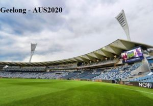 ICC T20 World Cup 2020 Venue Country - AUS2020 Geelong