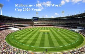 ICC T20 World Cup 2020 Venue Country - AUS2020