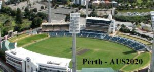 ICC T20 World Cup 2020 Venue Country - AUS2020 Perth
