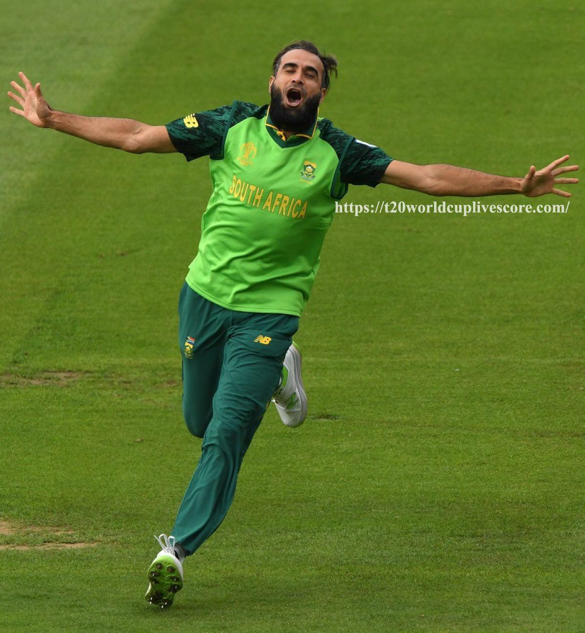 Imran Tahir 4 Wicket Taker in T20 Cricket