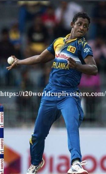 Ajantha Mendis 4 Wicket Taker in T20 Cricket