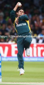 Saeed Ajaml 4 Wicket Taker in T20 Cricket