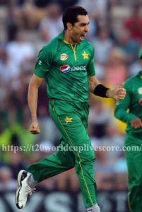 Umer Gull 4 Wicket Taker in T20 Cricket