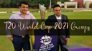 T20 world cup 2021 groups