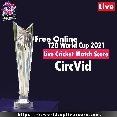 CricVid Live Streaming - Watch T20 World Cup 2021 Live Cricket Match