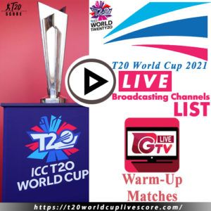 Ghazi Tv Sports Live Cricket Score & Streaming T20 World Cup 2021