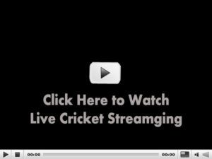 Watch Live Cricket Streaming on CricVid