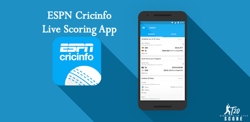 ESPN Cricinfo Live Scoring App
