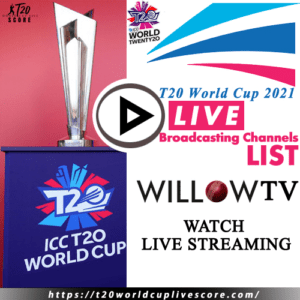 Willow TV Live Cricket Streaming - Watch Match Online HD Free